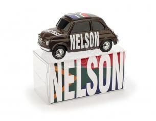 Brumm BMBR048 FIAT 500 NELSON INVICTUS 1:43 Modellino