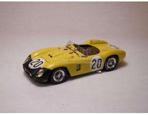 Art Model AM0059 FERRARI 500 TR N.20 29th LM 1956 DEN CHANGY-BIANCHI 1:43 Modellino