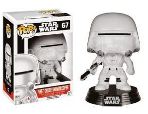 Funko Snowtrooper Star Wars Episode VII POP 6223 Bobble Head First Order 10 cm