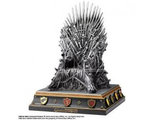 Ferma Libri Game of Thrones Iron Throne Bookend 19 cm Noble Collection