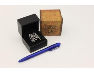 The Hobbit signore degli anelli placcato argento Ring Sterling Silver Size 14
