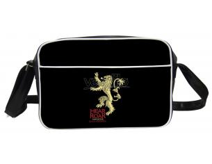 Game of Thrones Shoulder Borsa Bag Hear Me Roar Lannister SD Toys