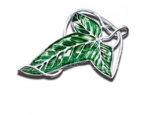 Spilla Forglia Lord of the Rings Brooch Elven Leaf Brooch (silver plated)