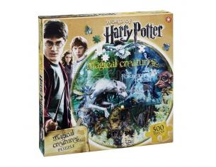 Puzzle Harry Potter Jigsaw Magiche Creature Winning Moves