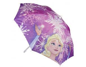 Disney Frozen Elsa Ombrello Viola Manuale 42 cm Umbrella Cerdà