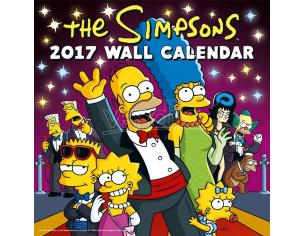 Simpsons Calendar 2017 *English Version* Danilo
