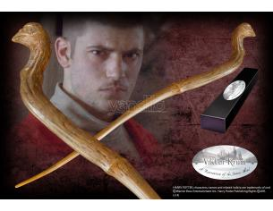 Bacchetta Magica Viktor Krum Harry Potter Wand Character Edition Noble Collection
