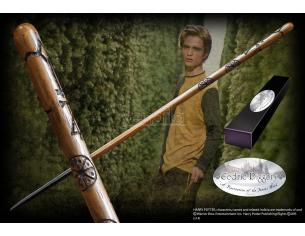 Bacchetta Magica Cedric Diggory Harry Potter Wand CharacterEdition Noble Collection