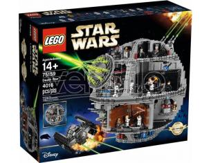 LEGO 75159 STAR WARS MORTE NERA DEATH STAR