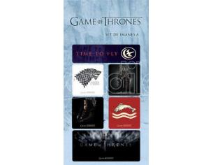 SD TOYS GAME OF THRONES MAGNETIC SET -A- MAGNETI