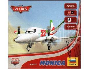 Zvezda 2072 Monica - Disney Planes 1:100 Kit Modellino