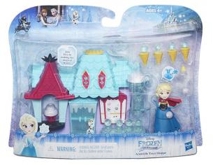 FROZEN S.D. PLAYSET ARRENDELLE TREAT S. DISNEY - BAMBOLE E ACCESSORI