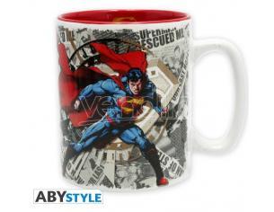 TAZZA DC COMICS - SUPERMAN MUG GADGET