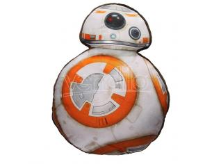 SD TOYS SW BB-8 SHAPED CUSHION CUSCINO