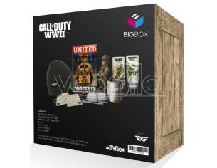 BIG BOX CALL OF DUTY (COD WW II) GADGET