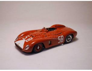 Art Model AM0062 FERRARI 500 TR N.58 7th 1000 KM MONZA 1956 STARRABBA-MEJER 1:43 Modellino