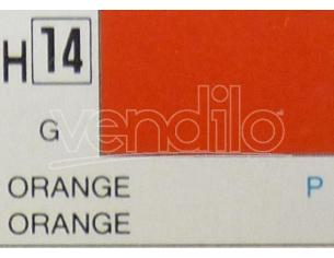 Gunze GU0014 ORANGE GLOSS ml 10 Pz.6 Modellino