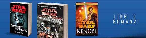 libri e romanzi star wars